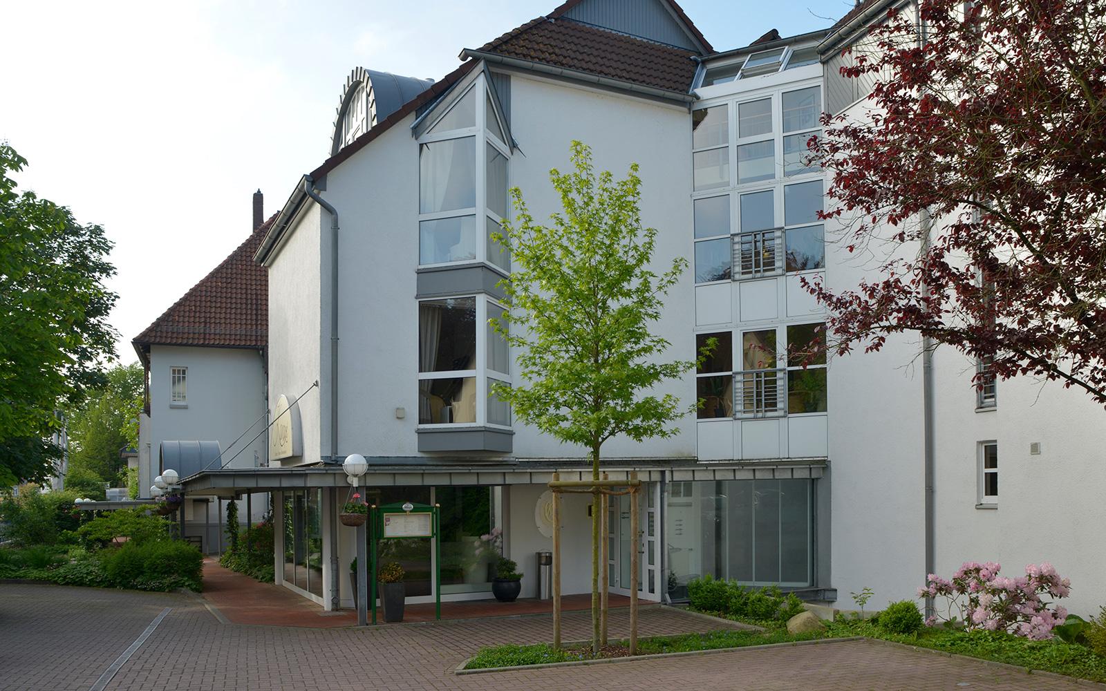 Hotel Celle Nahe Bahnhof